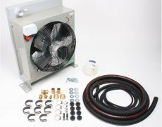 Radiator cooling kit engine 25U 230V - 50201897